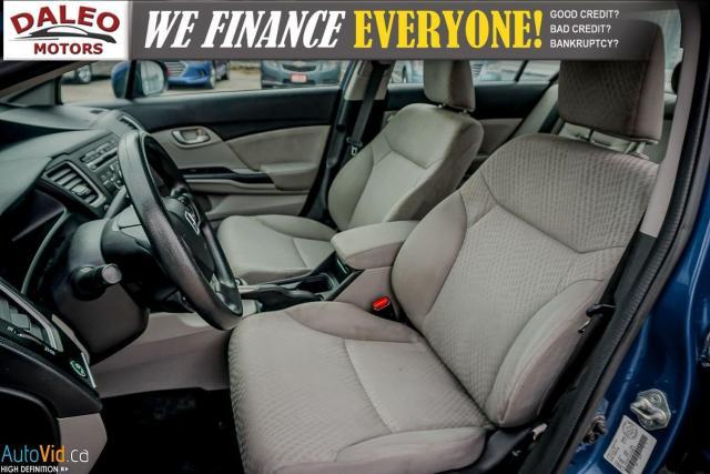 2014 Honda Civic LX / BUCKET SEATS / HEATED SEATS / CLEAN Photo11