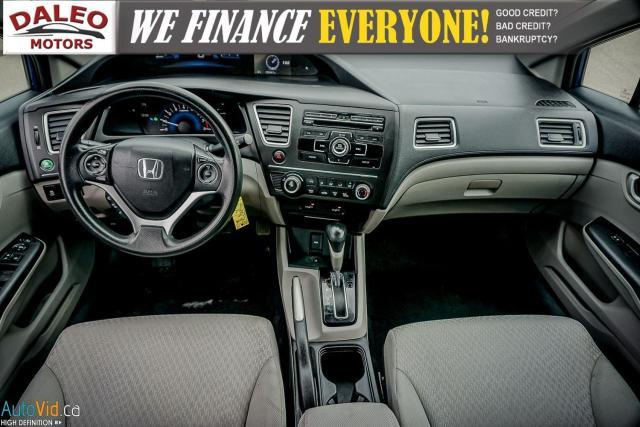 2014 Honda Civic LX / BUCKET SEATS / HEATED SEATS / CLEAN Photo13