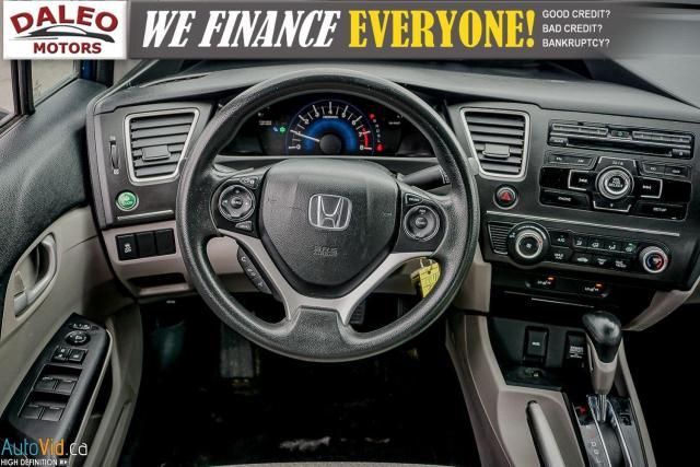 2014 Honda Civic LX / BUCKET SEATS / HEATED SEATS / CLEAN Photo14