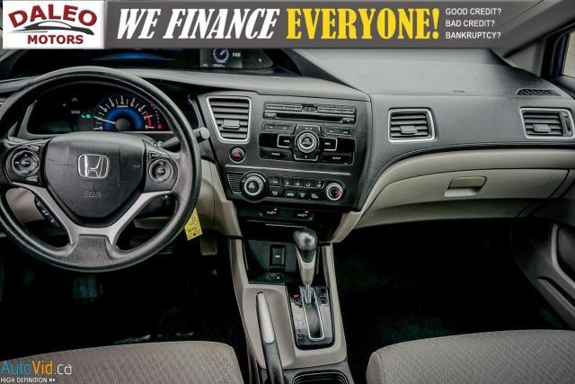 2014 Honda Civic LX / BUCKET SEATS / HEATED SEATS / CLEAN Photo15
