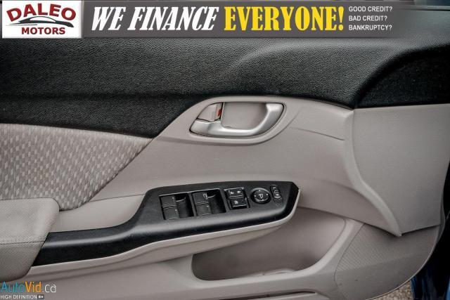2014 Honda Civic LX / BUCKET SEATS / HEATED SEATS / CLEAN Photo16