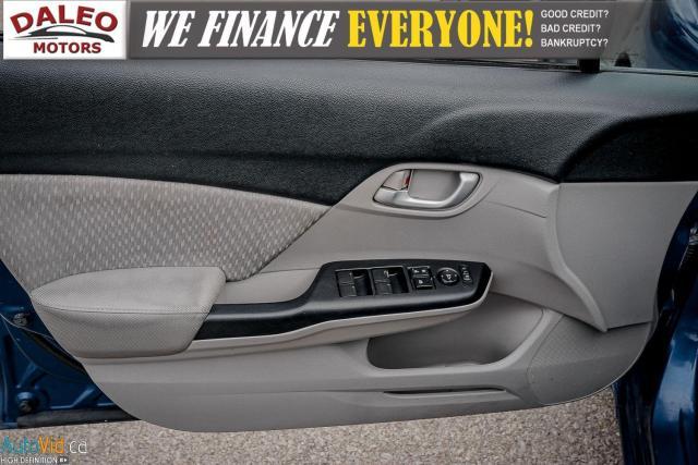 2014 Honda Civic LX / BUCKET SEATS / HEATED SEATS / CLEAN Photo17