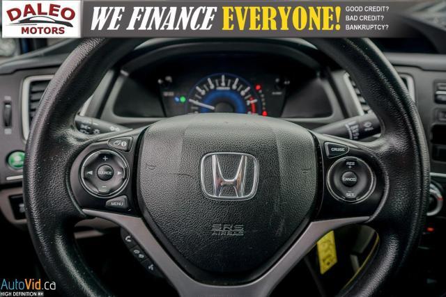 2014 Honda Civic LX / BUCKET SEATS / HEATED SEATS / CLEAN Photo23