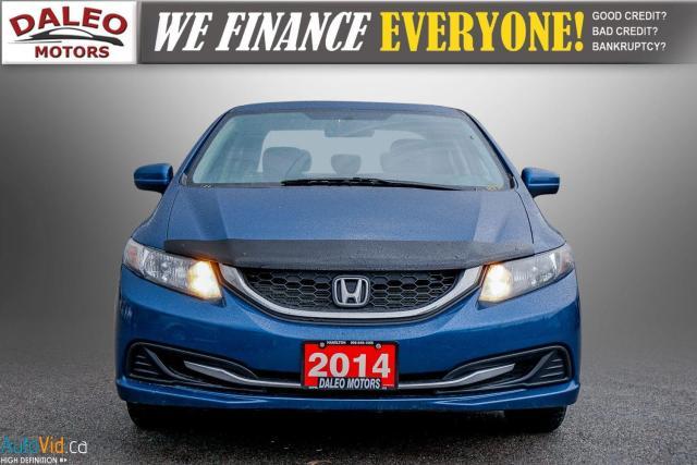 2014 Honda Civic LX / BUCKET SEATS / HEATED SEATS / CLEAN Photo3