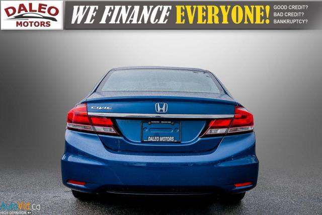 2014 Honda Civic LX / BUCKET SEATS / HEATED SEATS / CLEAN Photo7
