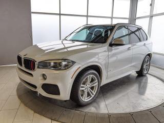 Used 2017 BMW X5 xDrive35d | DIESEL | AWD | Premium PKG | M-Sport | Drive Assist for sale in Edmonton, AB