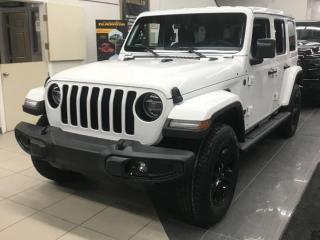 New 2021 Jeep Wrangler ALTITUDE for sale in Yellowknife, NT
