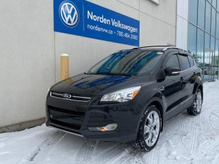 Used 2013 Ford Escape TITANIUM - LEATHER / SUNROOF / LOADED for sale in Edmonton, AB