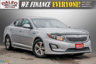 Used 2015 Kia Optima LX / HYBRID / BACK UP CAM / HEATED SEATS / for sale in Hamilton, ON
