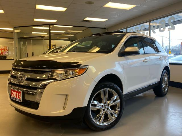 2014 Ford Edge SEL - HEAT SEATS/NAV/PANO ROOF/BACKUP CAM/B-TOOTH
