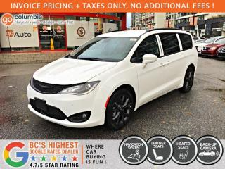 New 2020 Chrysler Pacifica Touring-L Plus for sale in Richmond, BC