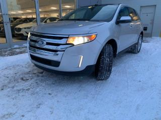Used 2013 Ford Edge LIMITED - AWD, LOW KMS, PUSH BUTTON, REMOTE START, LEATHER AND MUCH MORE! for sale in Edmonton, AB