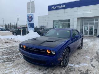 Used 2019 Dodge Challenger SXT PLUS/NAV/SUNROOF/LEATHER/BLINDSPOT for sale in Edmonton, AB