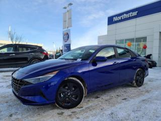 New 2021 Hyundai Elantra PREFERRED TECH: BLUELINK/WIRELESS APPLE CARPLAY/SUNROOF/PROXY KEY/ for sale in Edmonton, AB
