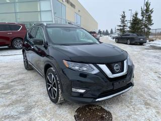 Used 2017 Nissan Rogue SL, NAVI, PANO SUNROOF, AWD for sale in Edmonton, AB