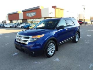 Used 2013 Ford Explorer XLT 4dr 4WD Sport Utility Vehicle for sale in Steinbach, MB