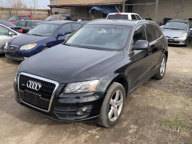 2010 Audi Q5 3.2L Premium