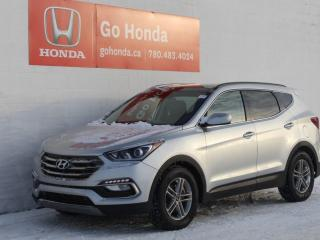 Used 2017 Hyundai Santa Fe Sport SE, LEATHER, SUNROOF, AWD for sale in Edmonton, AB