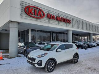 New 2021 Kia Sportage LX for sale in Edmonton, AB