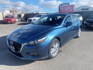 Used 2018 Mazda MAZDA3 GS for sale in Brampton, ON