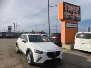 Used 2016 Mazda CX-3 NO ACCIDENTS*AUTO**NAVI**CAM**CERTIFIED for sale in London, ON