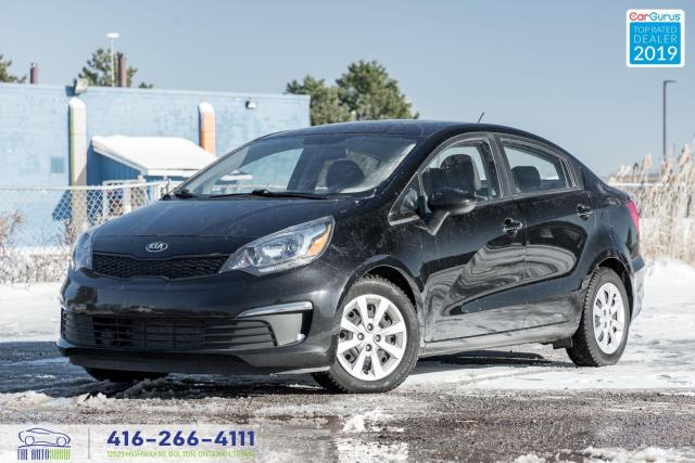 2017 Kia Rio LX+|Heated seats|Clean Carfax|