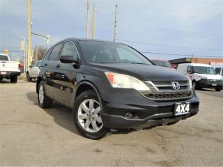 Used 2011 Honda CR-V 4WD 5dr SAFETY NEW BRAKES PW PL PM CRUISE AUX for sale in Oakville, ON
