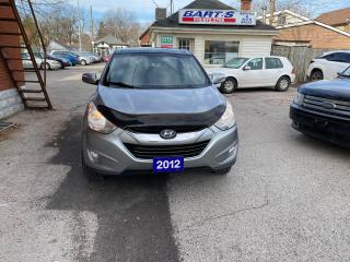 Used 2012 Hyundai Tucson Limited for sale in London, ON