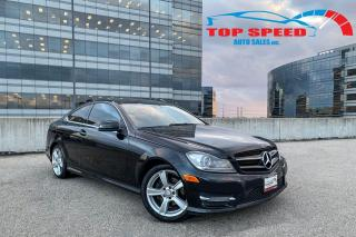 Used 2013 Mercedes-Benz C-Class C250 / AMG / COUPE/ NAV/ PANO ROOF/ HARMAN/KARDON for sale in Richmond Hill, ON