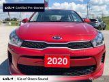 2020 Kia Rio LX+