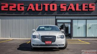 Used 2019 Chrysler 300 300S|ACCIDENT FREE/]BACKUP CAM|LEATHER for sale in Brampton, ON