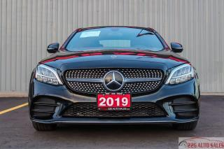 Used 2019 Mercedes-Benz C-Class C 300|ACCIDENT FREE|NAV|LEATHER|SUNROOF for sale in Brampton, ON