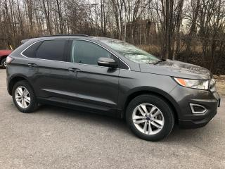 Used 2016 Ford Edge SEL Only 78500 $80 weekly for sale in Perth, ON