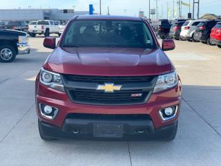 Used 2018 Chevrolet Colorado 4WD Z71 for sale in Tilbury, ON