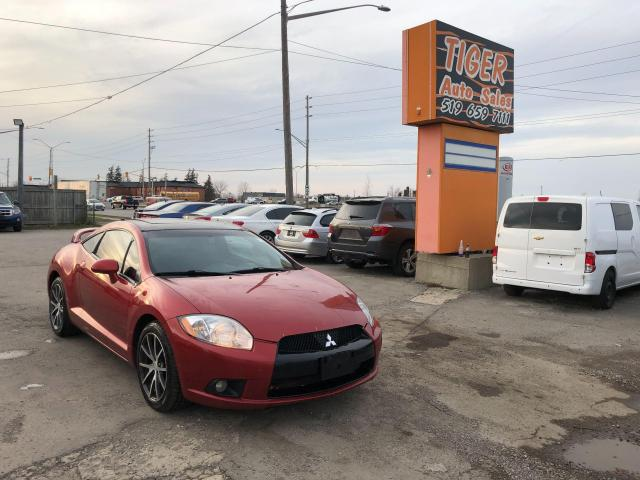 2011 Mitsubishi Eclipse GS**MANUAL**LOADED**RUNS NEEDS CLUTCH**AS IS