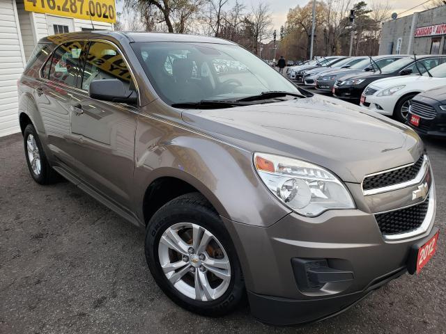 2012 Chevrolet Equinox LS / LOADED / ALLOYS / CLEAN