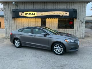 Used 2013 Ford Fusion SE for sale in Mount Brydges, ON