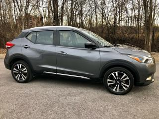Used 2018 Nissan Kicks SR Only  48500 km $80 weekly for sale in Perth, ON