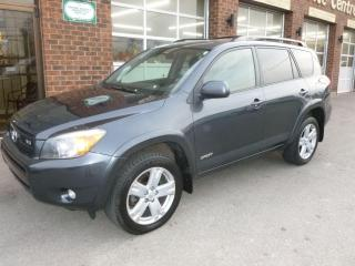 Used 2007 Toyota RAV4 Sport for sale in Weston, ON