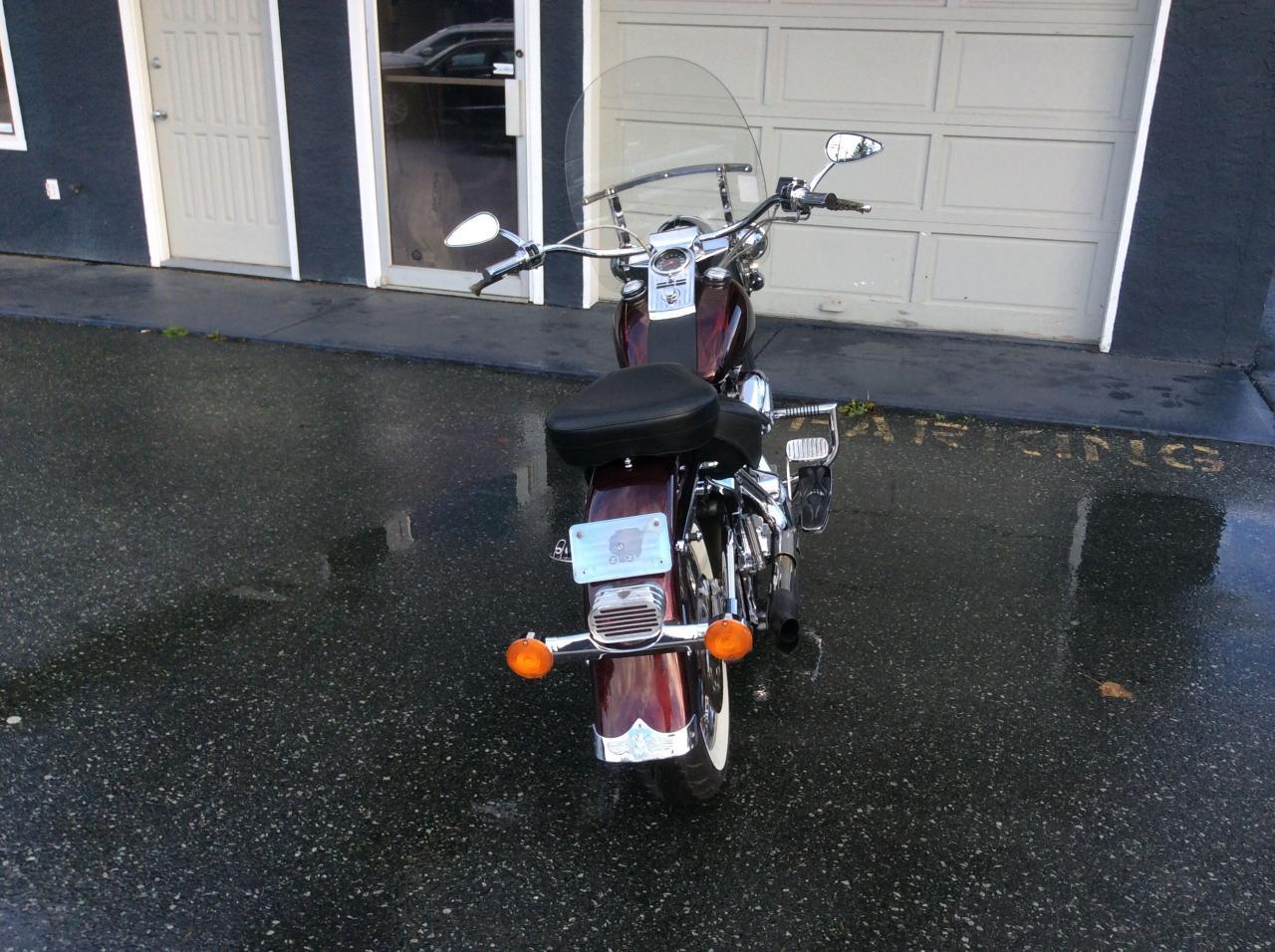 1992 Harley-Davidson Heritage Softail Classic