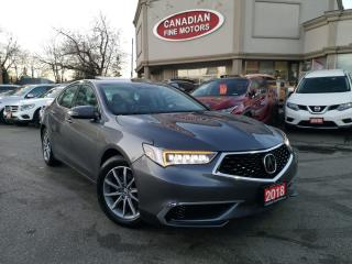 Used 2018 Acura TLX for sale in Scarborough, ON