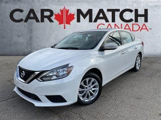 Used 2018 Nissan Sentra SV / SUNROOF / AUTO / NO ACCIDENTS for sale in Cambridge, ON