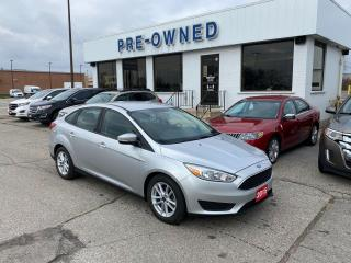 Used 2015 Ford Focus SE for sale in Brantford, ON