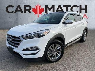 Used 2017 Hyundai Tucson SE / LEATHER / SUNROOF / NO ACCIDENTS / AWD for sale in Cambridge, ON