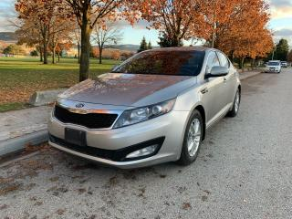 Used 2011 Kia Optima LX+ for sale in Kelowna, BC