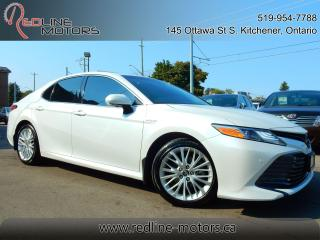 Used 2018 Toyota Camry XLE Hybrid.Navi.Cam.HUD.LaneAssist.Radar.BlindSpot for sale in Kitchener, ON
