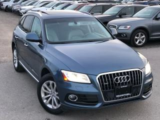 Used 2015 Audi Q5 2.0T Technik for sale in Oakville, ON