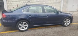 Used 2015 Volkswagen Passat COMFORTLINE for sale in North York, ON