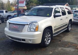 Used 2011 GMC Yukon XL Denali for sale in Black Creek, BC