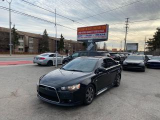 Used 2015 Mitsubishi Lancer GT for sale in Toronto, ON